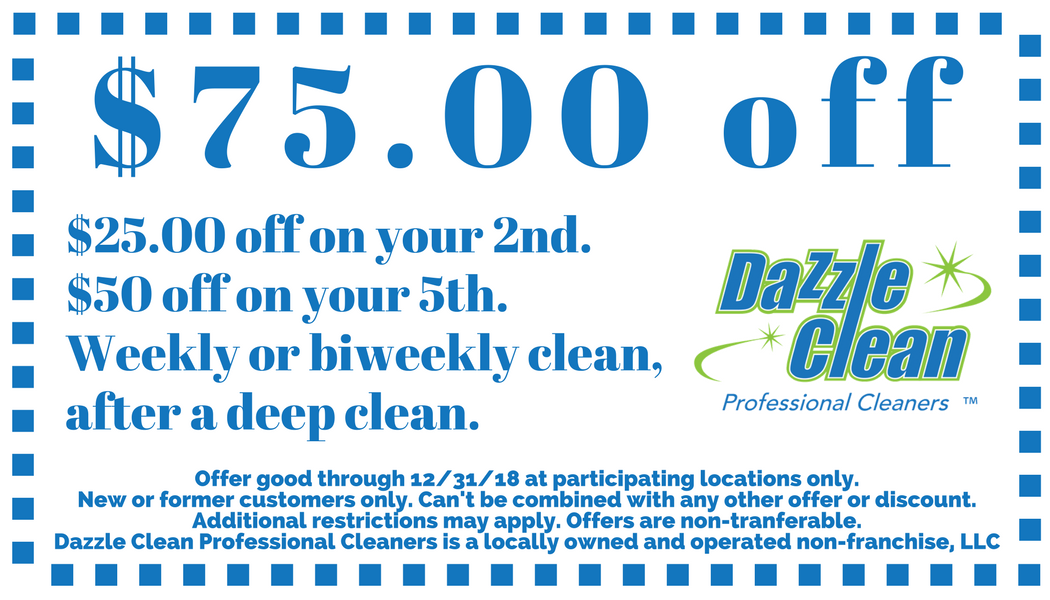 House Cleaning in Phoenix | Dazzle Clean Professional Cleaners